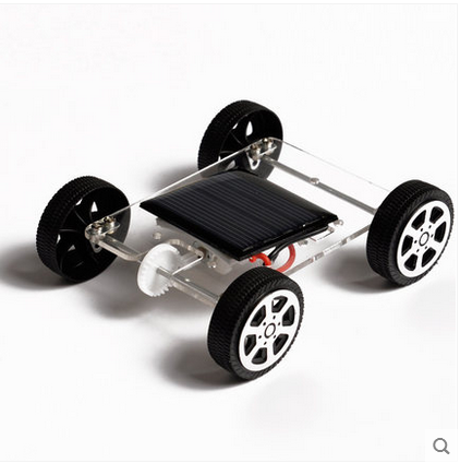 physical teaching toolsolar cars education toy for childrenassemble with your child