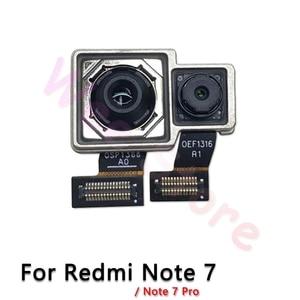 Image 2 - Original Main Back Camera For Xiaomi Mi Redmi Note 6 6A 7 Pro Back Rear Camera Flex Cable