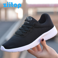 2018 Running Shoes For Women Breathable Mesh Zapatillas Mujer Sports Shoes Women Network Soft Shoes Wild