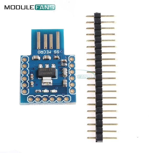 Mini SS Micro ATMEGA32U4 Module Board Compatible For Arduino Pro Micro