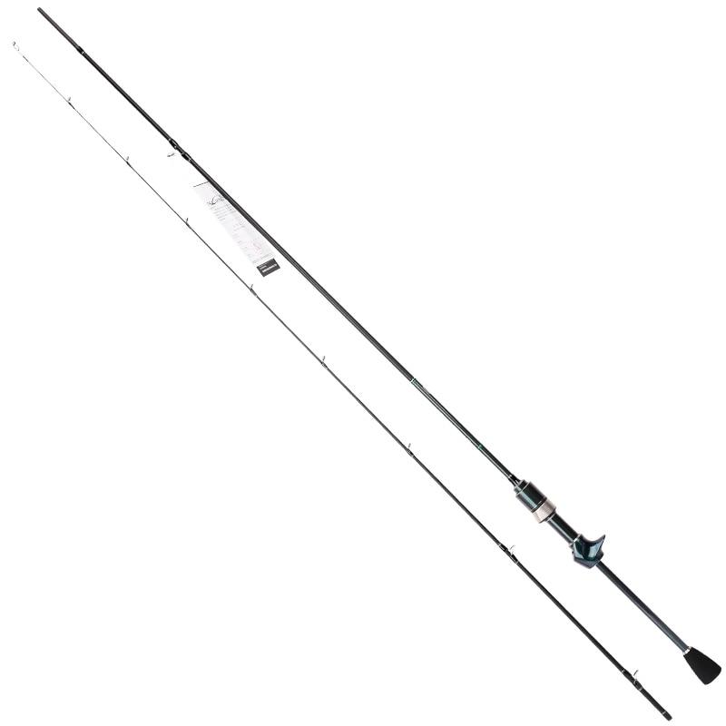 Tsurinoya DEXTERITY 1.89m UL Fast Baitcasting Fishing Rod Carbon Fiber Bass Fishing Rod Portable Fishing Rod Bait Cast Rod
