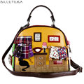 BILLETERA Women Shoulder Bag Fashion Women Handbag Retro Handmade Messenger Cross Body Bag Bolsa Feminina