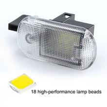 1X светодио дный LED чемодан отделение свет лампа для освещения бардачка лампы для Skoda Fabia Octavia Superb Yeti VW Bettle Бора Variant Golf