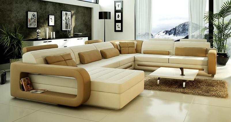 US $1434.0 |Living room sectional sofa 0413 A1135-in Living Room Sofas from  Furniture on Aliexpress.com | Alibaba Group