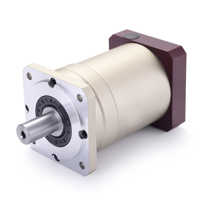 120 Double brace Spur gear planetary reducer gearbox 8 arcmin 15:1 to 100:1 for 1.5kw 2kw 130 AC servo motor input shaft 19mm