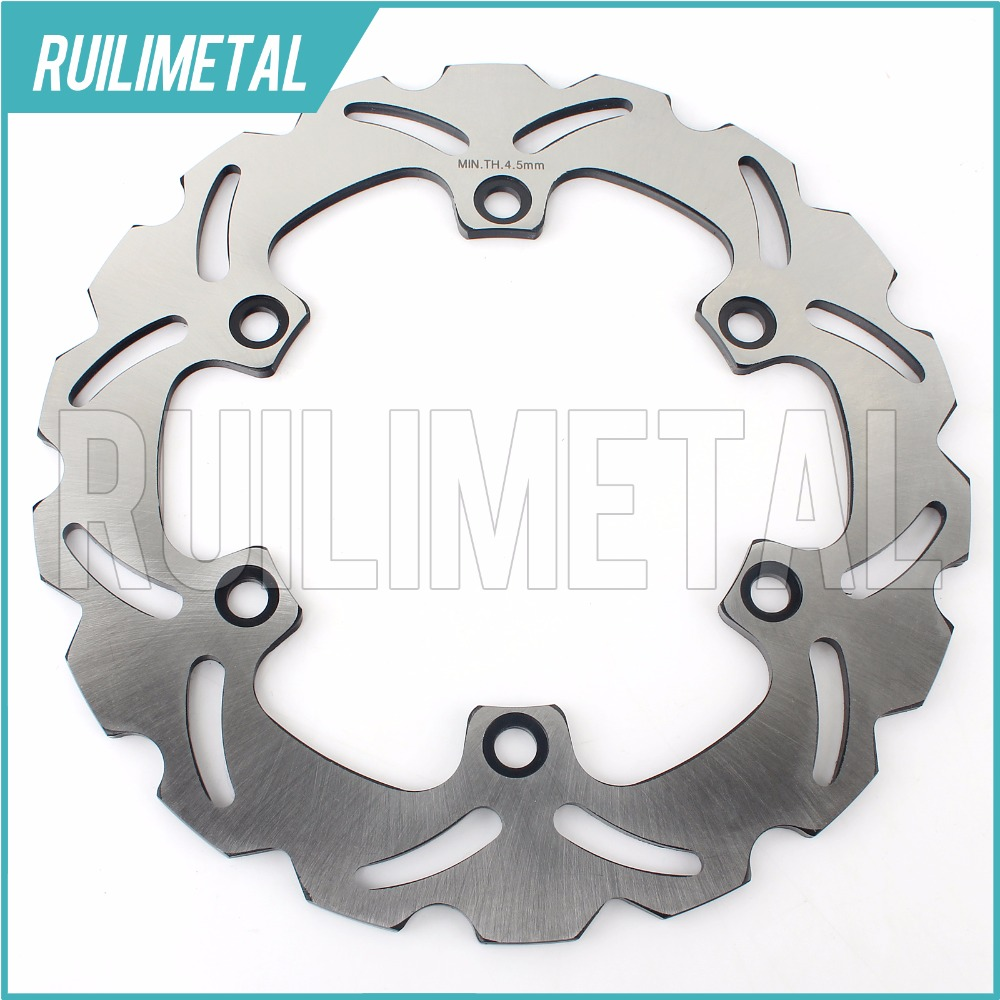 Rear Brake Disc Rotor for SUZUKI B-KING 1300 GSX ABS GSX R HAYABUSA 2008 2009 2010 2011 2012 2013 2014 2015