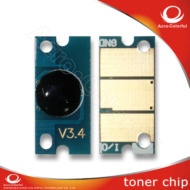 with yield 2.5K compatible for OKI C110 C130 MC160 laser printer color Cartridge toner reset chip for oki 110