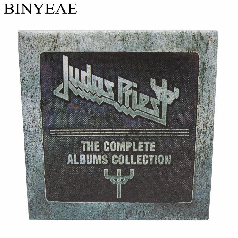 купить 2018 For Vaporesso Revenger Smok Alien Binyeae-nieuwe Cd Seal: Judas Priest De Complete Albums 19cd Disc [gratis Verzending]