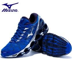 Mizuno Wave Prophecy 7 Professional оригинальные дышащие амортизацию Спорт Баскетбол обувь 7 видов цветов Легкие мужские кроссовки 9908