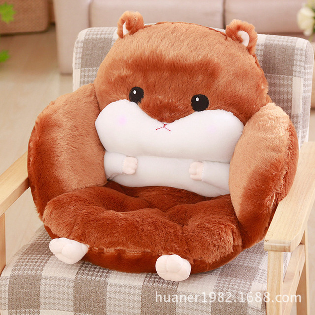 Hamster Cushion seat Pillow