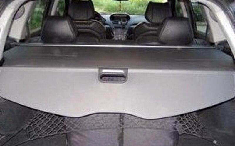 Для Acura MDX 2007 2008 2009 2010 2011 2012 2013 задняя крышка грузового защита багажника Крышка безопасности полке черный автомобиль стиль