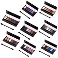 8 Colors Nude Eye Shadow Makeup Shimmer Matte Eyeshadow Earth Color Eyeshadow Palette Cosmetic Makeup Set(carton packing)