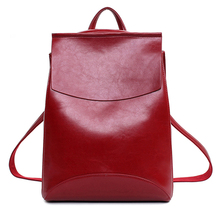 New Design – PU Leather Backpack For Women
