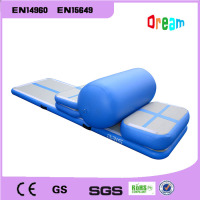 Free Shipping Small 3*1*0.2m Inflatable Airtrack Tumbling Gymnastics Mattress Gym Tumble Airtrack Floor Tumbling Air Track