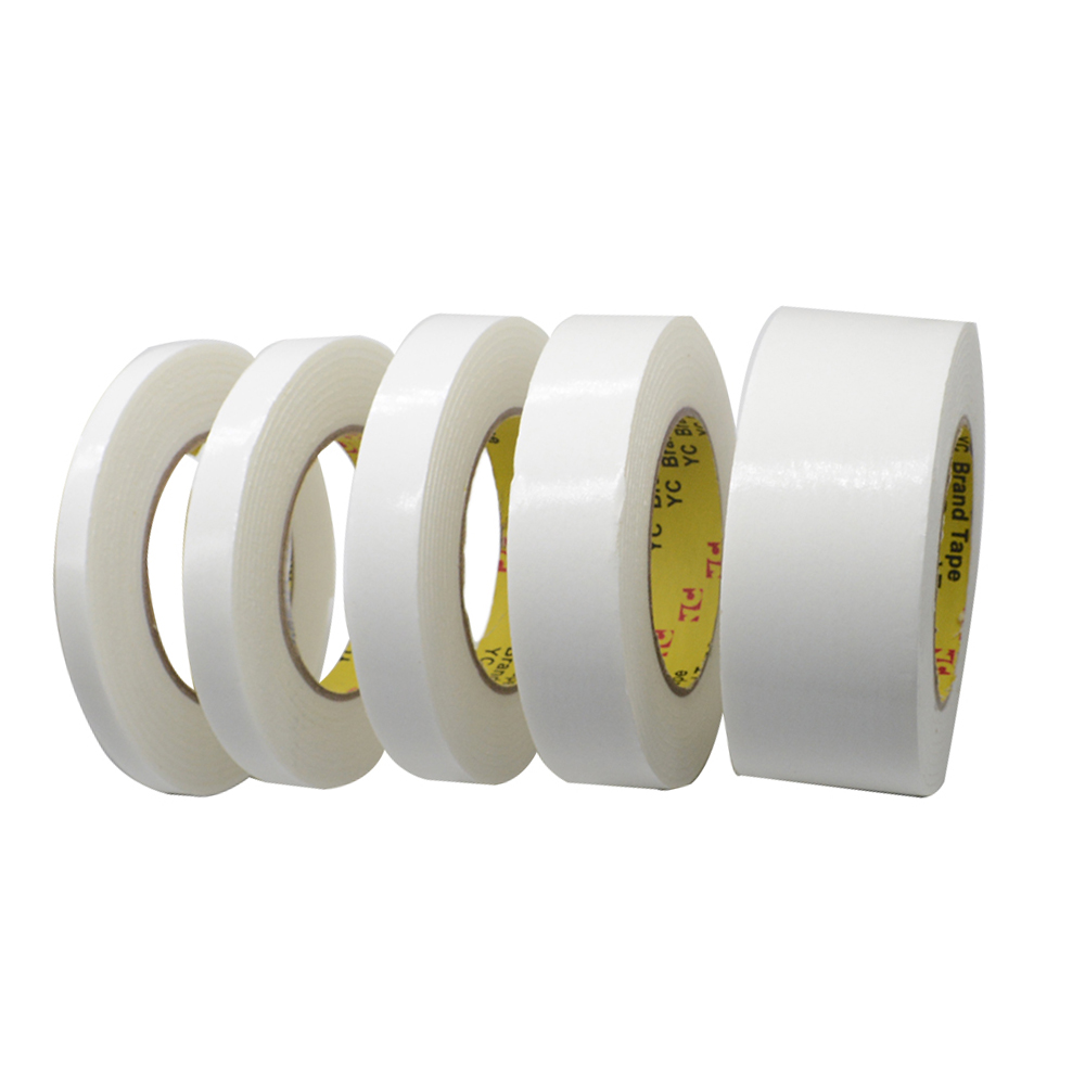 Image 4 - 3M 10mm 50mm Super Strong Double Faced Adhesive Tape Foam Double Sided Tape Self Adhesive Pad For Mounting Fixing Pad Sticky-in Tape from Home Improvement