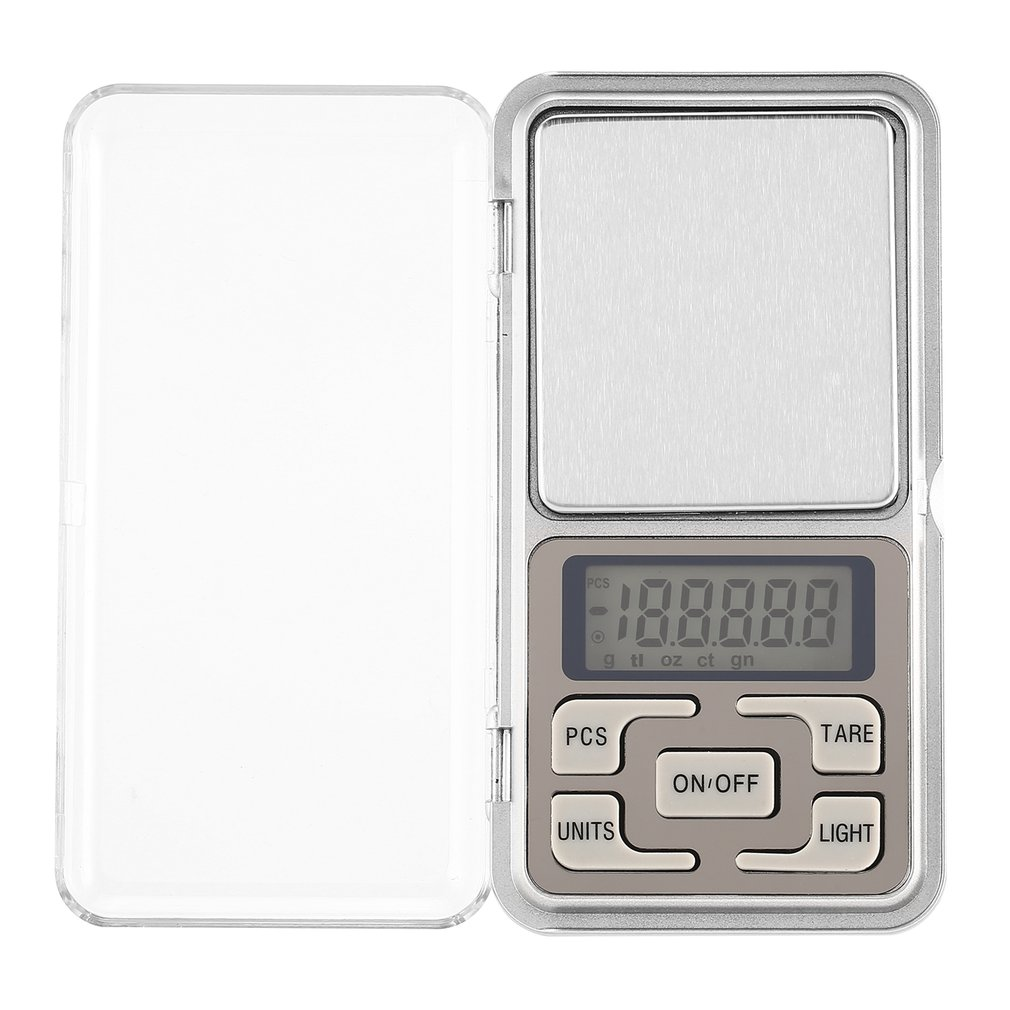 Mini Digital Pocket Scale 200g 0.01g Precision gtlozctgn Weight Measuring for Kitchen Jewellery Gold Tare Weighing
