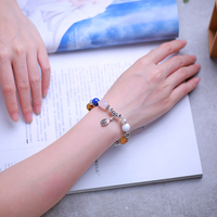 925 Sterling Silver Natural Amber Beeswax Bracelet Women S Fashion Color Gemstone Jewelry 100 Genuine