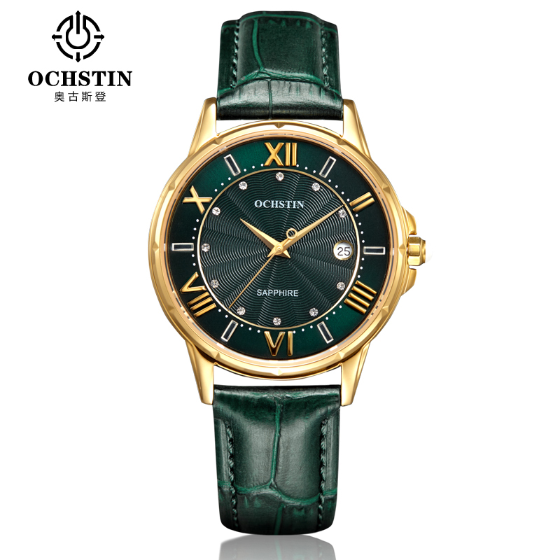 Hot Sale Wrist Watch Women Ladies Brand Famous OCHSTIN Wristwatch Clock Quartz Girl Quartz-watch Montre Femme Relogio Feminino A new pinbo famous brand lamei flowers casual quartz watch women silicone jelly watches ladies clock relogio feminino hot sale