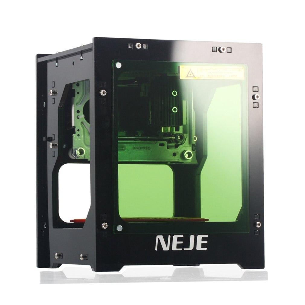NEJE DK-8-FKZ 1500 mw/2000 mW/3000 mW USB Laser Stecher Mini Desktop Drucker Erweiterte Laser Gravur Maschine für Windows