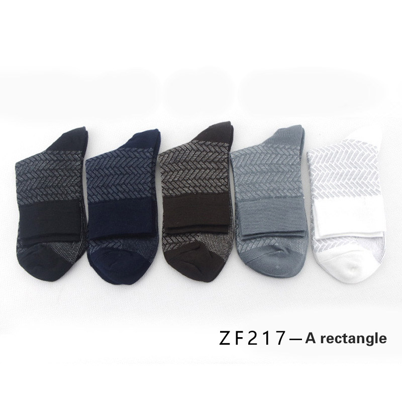 New Style Bamboo Fiber Business Socks For Men Casual Antibacterial Stockings Men 39 s Shoes Clothes With Simple Pure Color 2019 lot in Men 39 s Socks from Underwear amp Sleepwears