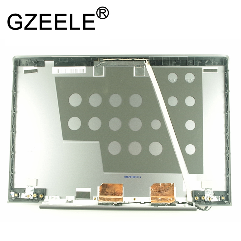 GZEELE New Laptop LCD Top Cover For Lenovo U330 Touch Model U330T 90203272 3CLZ5LCLV30 90203271 3CLZ5LCLV90 Gray Back Cover