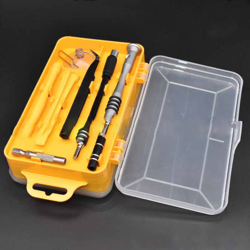 wholesale Screwdriver Set Multi function Computer PC Mobile Phone Digital Electronic Device Repair Hand Home Tools Bit in Smart Accessories from Consumer Electronics