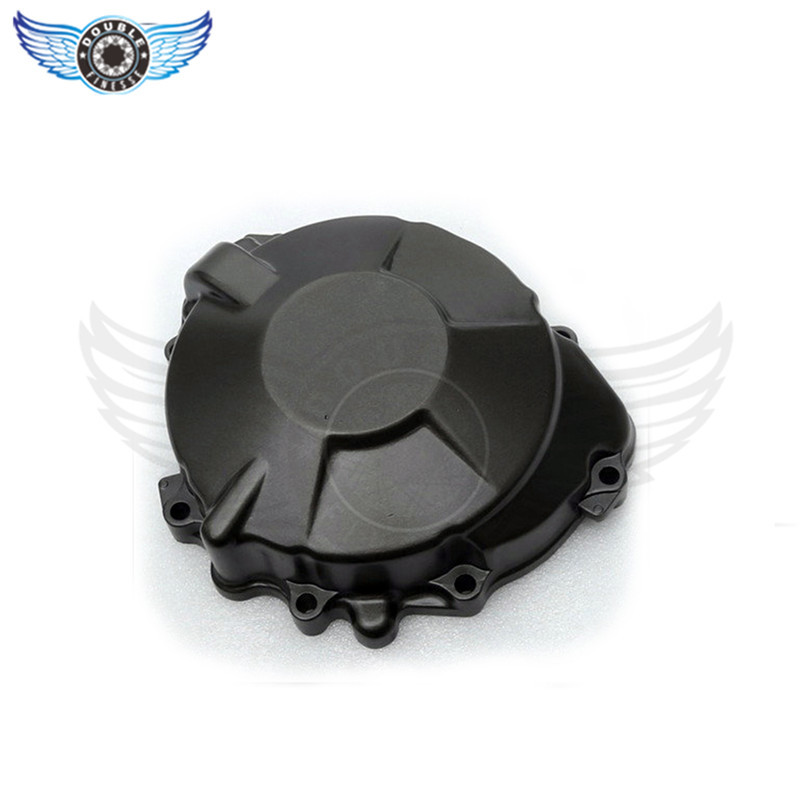 ФОТО new hot sale motorcycle aluminum engine stator crank case cover black color engine stator cover for honda CBR600 RR 2003-2006