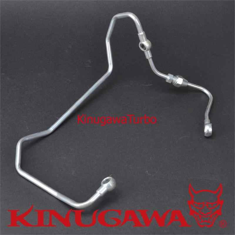 Detail Feedback Questions about Kinugawa Turbo Oil Feed Pipe