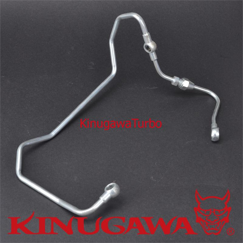 Kinugawa Turbo Oil Feed Pipe for SUBARU JDM Impreza WRX ...