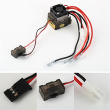 цена на 7.2V-16V 320A High Voltage ESC Brushed Speed Controller RC Car Truck Buggy Boat