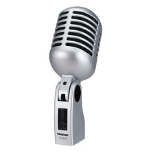 Takstar TA-54D micrófono dinámico Clásico profesional en puesta en escena micrófono de grabación ordenador karaoke KTV