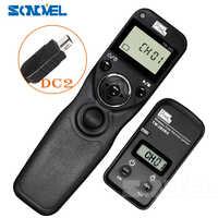 Pixel TW-283 DC2 télécommande minuterie sans fil pour Nikon Z7 Z6 D7500 D3300 D3200 D3100 D750 D610 D600 D90 Df déclencheur