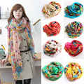 180*90cm new style scarves joker fields and gardens shivering scarves autumn and winter scarwes pashmina free shipping