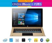 Onda Obook11 Плюс Windows10 + Android 5.1 Tablet PC 11.6 »IPS 1920*1080 IntelCherry-Trail Atom X5 Quad Core 4 ГБ 64 ГБ eMMC