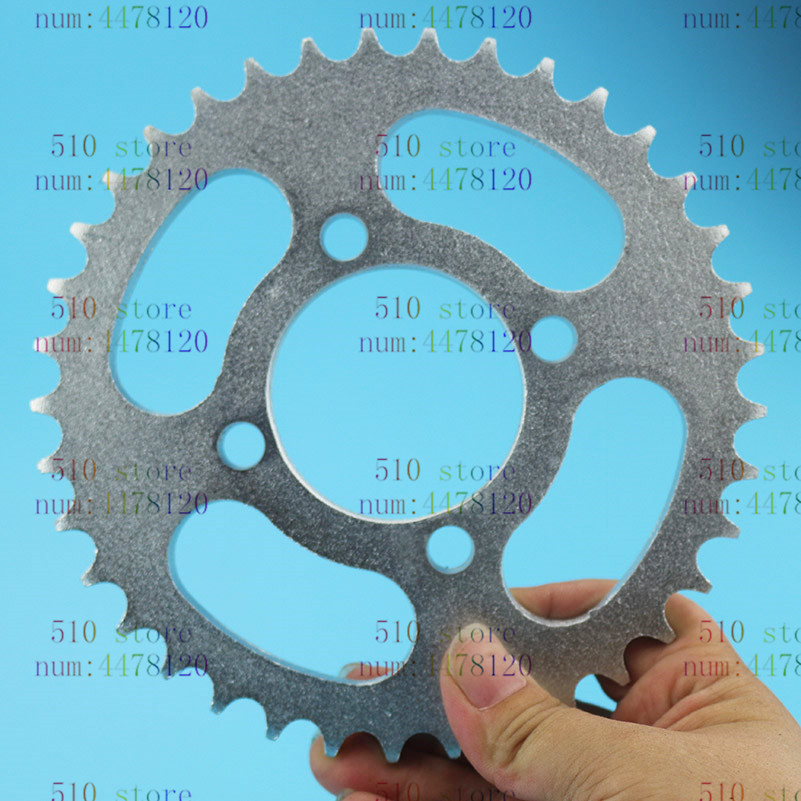 front chain sprocket 428 chain 70cc 90cc 110cc 125cc kayo