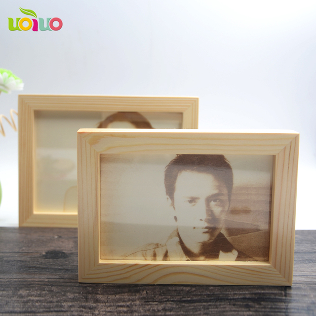 Us 1499 Personalized Wedding Photo Frame Customize Engraving Wooden Wedding Couple Pictures Frames Rustic Frame Home Decor Wedding Gift In Cards