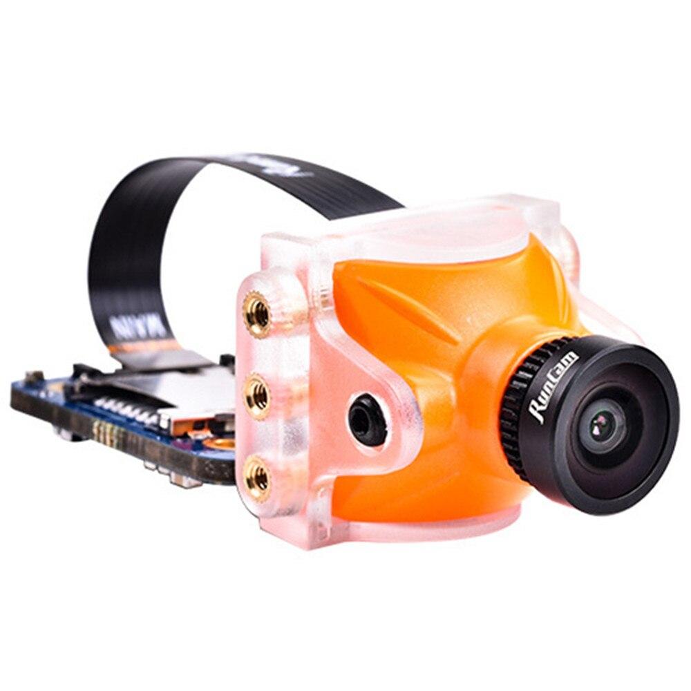 Лидер продаж RunCam Разделение Mini 2 угол обзора 130 градусов 1080 P/60fps HD Запись WDR FPV Камера NTSC/ PAL переключаемый для гонок Drone