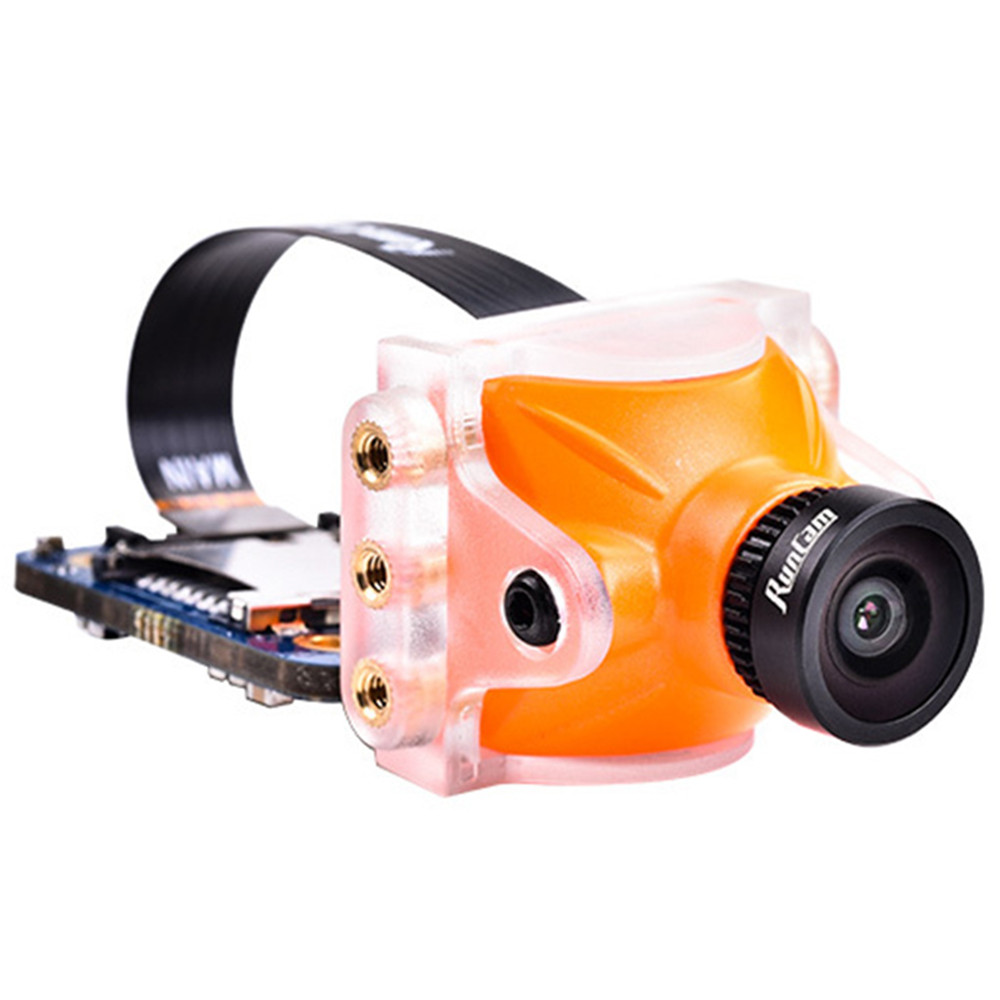 Ventes chaudes RunCam Split Mini 2 FOV 130-Degré 1080 p/60fps Enregistrement HD WDR FPV Caméra NTSC /PAL Commutable Pour Racing Drone