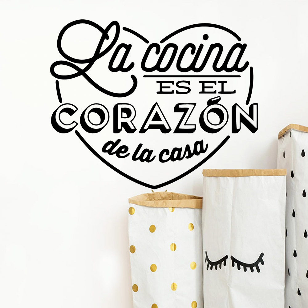 Carved Quote Removable Art Vinyl Wall Stickers For Kids Rooms Waterproof Wallpaper