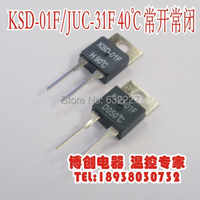 Ksd-01f/31f温度スイッチ温度センサー60度65度ノーマルオープンクローズto220