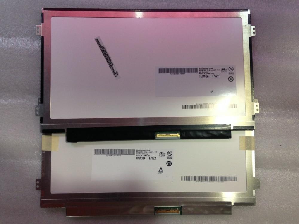 "10,1 ""mini Lcd Matrix B101aw06 V.1 Ltn101nt05 N101i6-l0d Ba101ws1-100 Für Acer Aspire One D255 D260 D257 D270"
