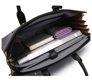 "Image 5 - 2020 Hot Dame Tas Aktetas Merk Kinmac Handtas Messenger Laptop Tas 13 Inch, Vrouwen Case Voor Macbook Air, pro 13.3 "",Dropship 003"