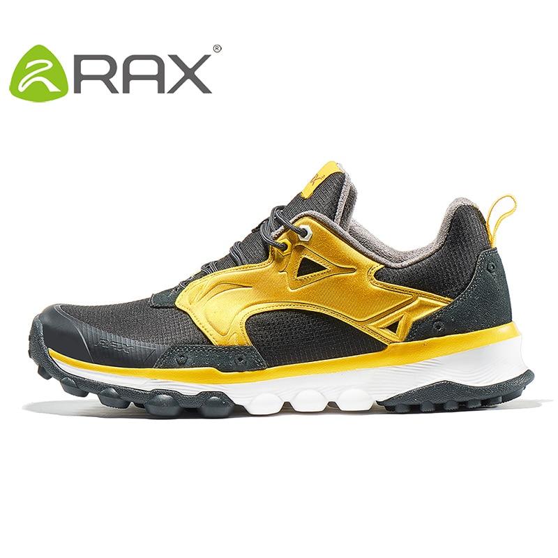 5c36b80eb36ce Rax invierno transpirable Zapatillas para correr para hombres zapatos de hombre  deportes al aire libre Zapatos Correr sneakers para las mujeres Zapatillas  ...