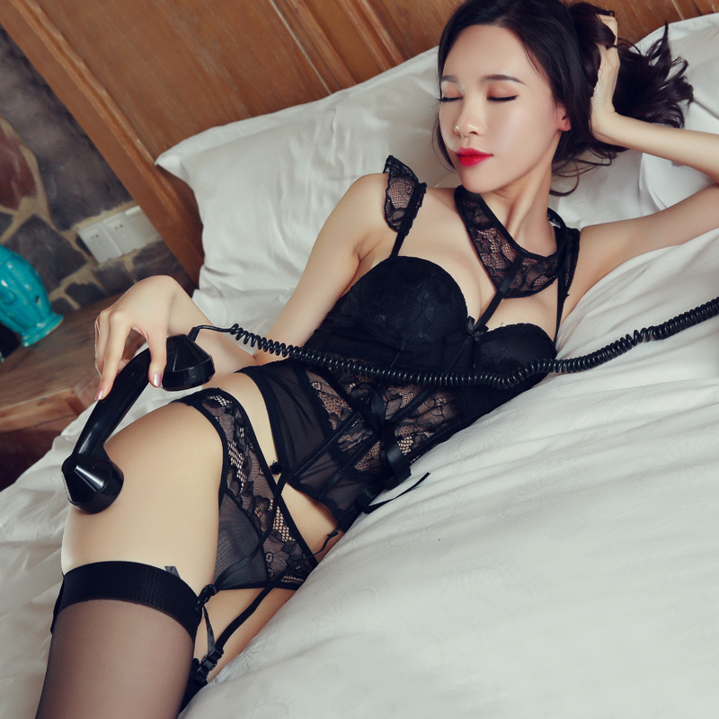 CINOON Sexy Lace   Bustier   Women Push Up   Corset   Sexy Femme Lace Up Lingerie High Elastic Gothic   Corsets     Bustiers