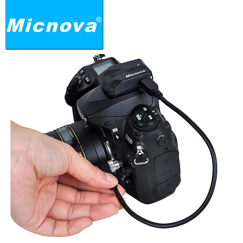 Electronic 2017 New Micnova GPS-N-2 Camera GPS Cable For Nikon D200 D300 D300S D700 D800 D2Xs D2Hs D3 D4 D3X D3S