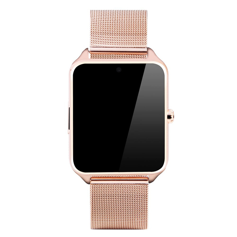 Top Deals Z60 Bluetooth Smart Watch Camera Call SMS Remind Anti-Lost Sleep Monitor Pedometer For IOS And Android