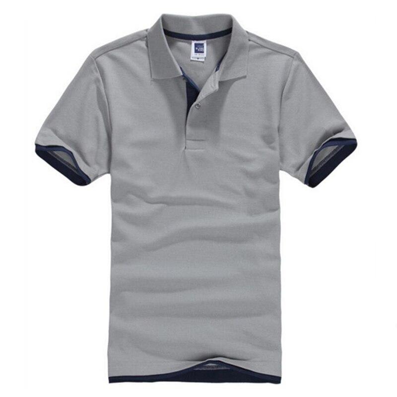 Polot Men 2019 Këmisha të markave të reja për burra për burra - Veshje për meshkuj - Foto 4