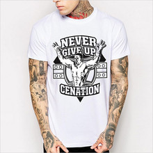 Good Quality Summer Style Casual T Shirt Cotton Fashion Letter Printed T Shirt Men Fitness Clothing Plus Size S-5XL