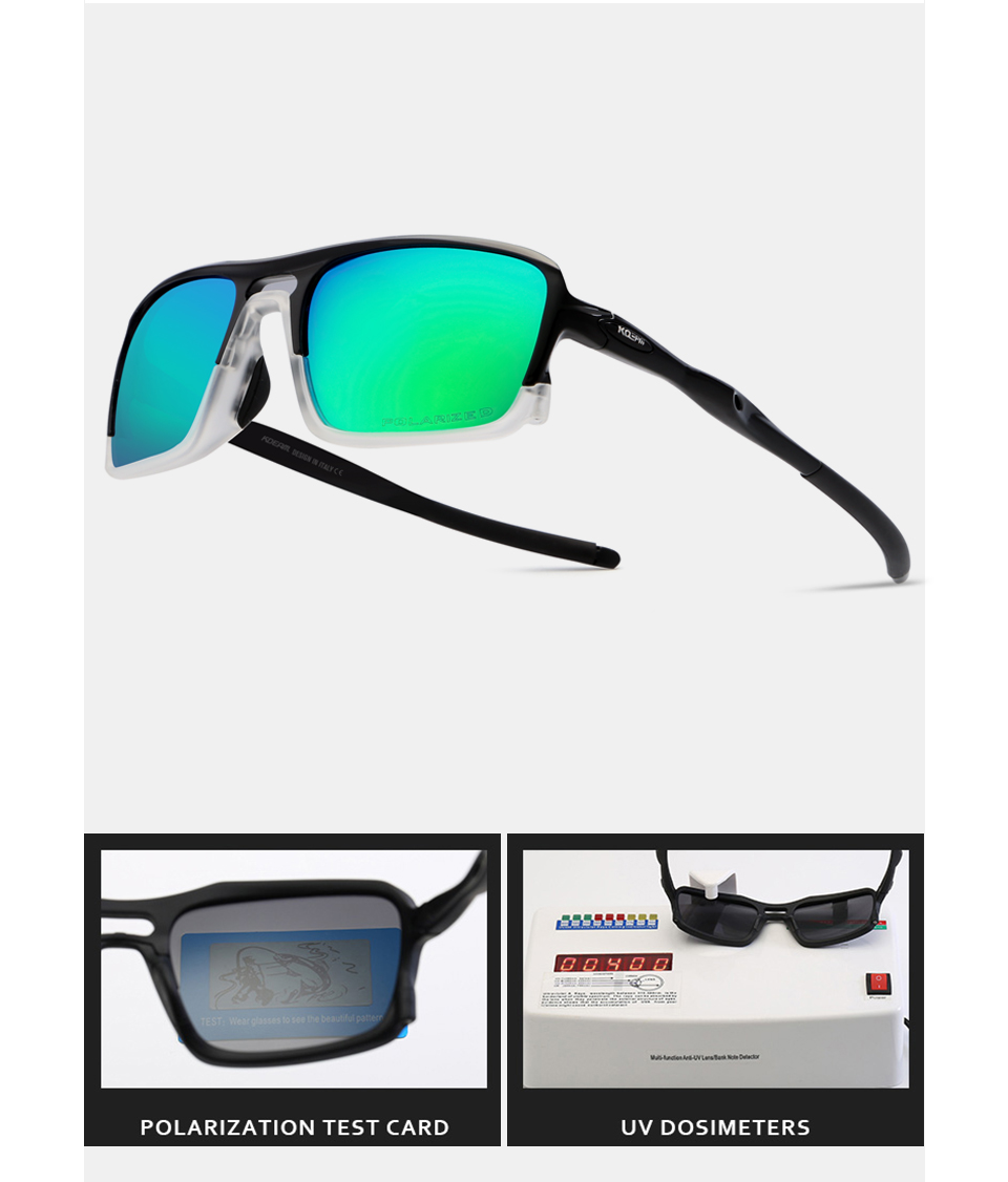 Sports Polarized Sunglasses KD222
