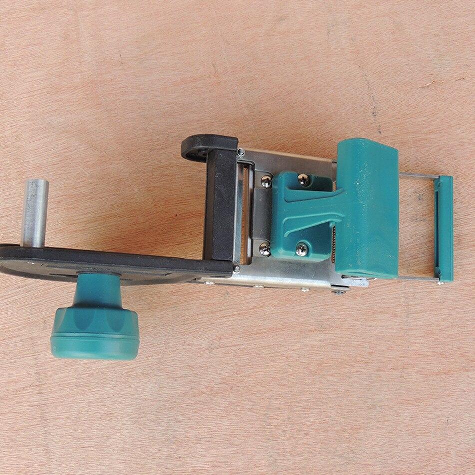 AK-804 à main outil mélamine bois papier Pvc bord coupe-bordure - 5